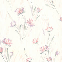 Lilly Pink Floral Texture 414-37400