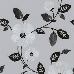 Maddison Silver French Floral 414-46960