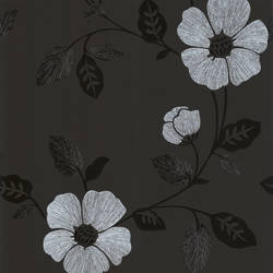 Maddison Black French Floral 414-46962