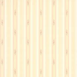 Rosette Beige Rosebud Stripe 414-49230