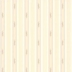 Rosette Lavender Rosebud Stripe 414-49233