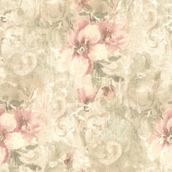 Pergoda Pink Floral Texture 414-54231