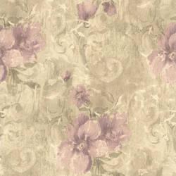 Pergoda Purple Floral Texture 414-54232