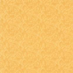 Lilian Mustard Scroll 414-59384