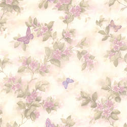 Mariposa Lavender Blossom/Butterfly 414-65762