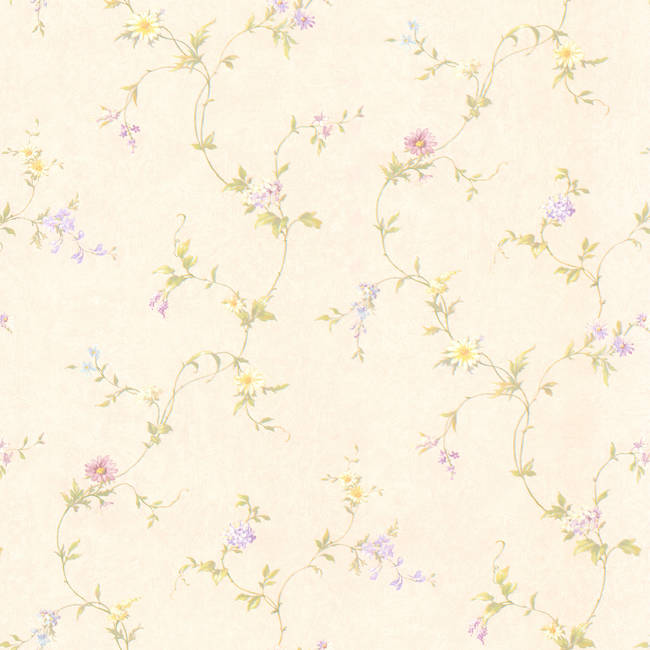 Connie Cream Small Floral Trail 414-65765