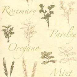 Fresh Herbs Light Green Herbs 414-65769