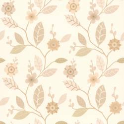 Claudia Beige Retro Blossom 414-65770