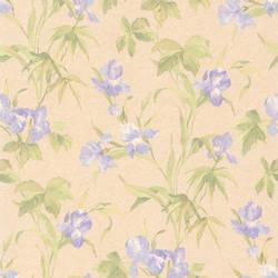 Iris Lavender Iris Floral 414-65780