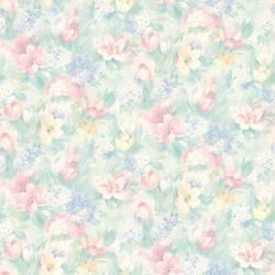 Georgia Pastel Floral Motif 414-75868