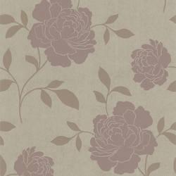 Clara Brass Floral Silhouette 301-66921