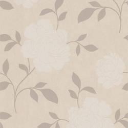 Clara Champagne Floral Silhouette 301-66922