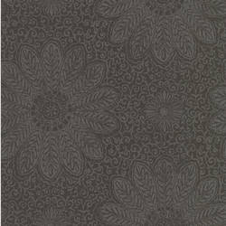 Tribe Black Modern Floral Scroll 301-66952