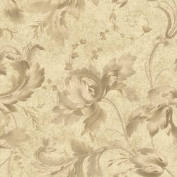 Annali Gold Scrolling Leaves NL11107