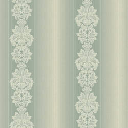 Gautier Stripe Sage Grand Damask Stripe NL12104