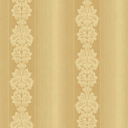Gautier Stripe Gold Grand Damask Stripe NL12105