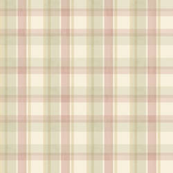 Bennetts Pink Sunday Plaid MEA21539