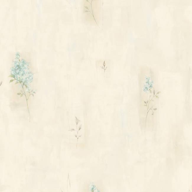 Gwendoline Turquoise Lilac Blocks MEA79065