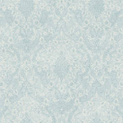 Essex Blue Lacey Damask MEA79071