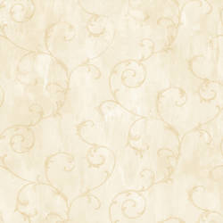 Mimosa Beige Scroll MEA79112