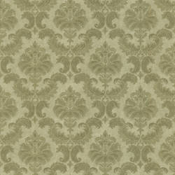 Louis Brown Damask 987-56521