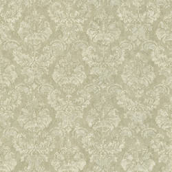 Louis Taupe Damask 987-56522