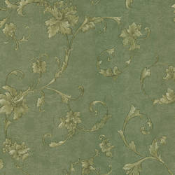 Elysium Green Grape Scroll 987-56523