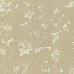 Elysium Taupe Grape Scroll 987-56524