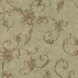 Elysium Copper Grape Scroll 987-56525