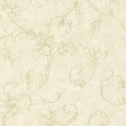 Elysium Cream Grape Scroll 987-56528