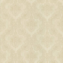 Monalisa Cream Damask Fabric 987-56547