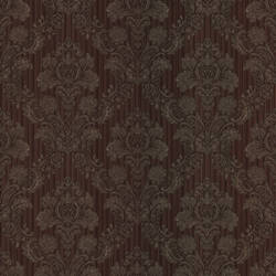 Monalisa Purple Damask Fabric 987-56554