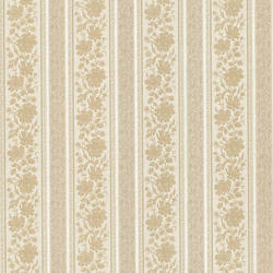 Lissandra Beige Floral Stripe 987-56573