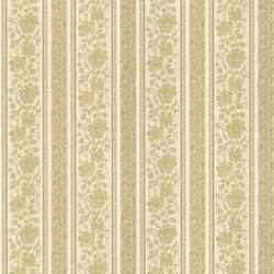 Lissandra Gold Floral Stripe 987-56576