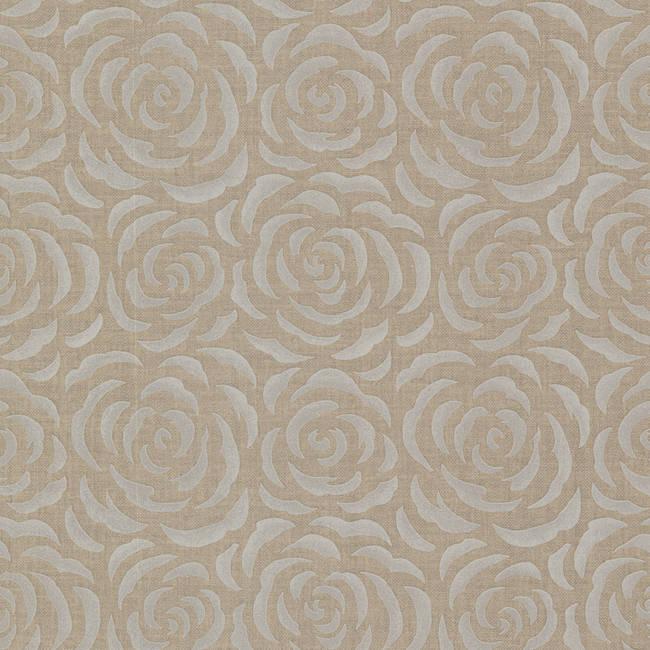 Rosette Brass Rose Pattern 671-68520