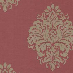 Duchess Red Damask 671-68525