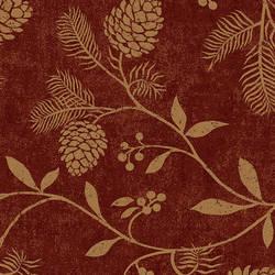 Ponderosa Red Pinecones 418-58514