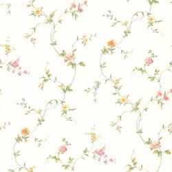 Savannah White Small Floral Trail 418-65764