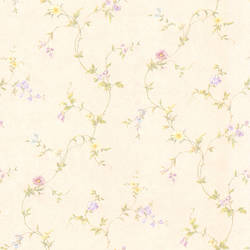 Savannah Mauve Small Floral Trail 418-65765