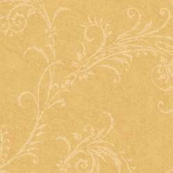 Yellow Rice Paper Scroll SIS40523