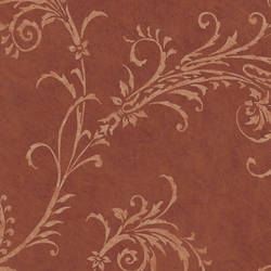 Red Rice Paper Scroll SIS40525
