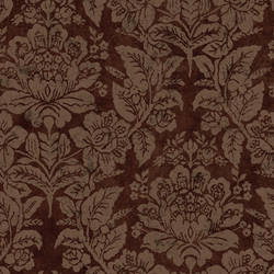 Red Bohemian Damask SIS40541