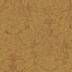 Brown Bohemian Damask SIS40542