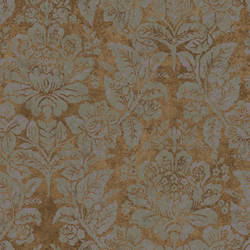 Copper Bohemian Damask SIS40543