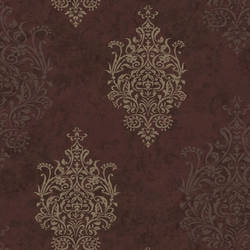 Red Mulberry Medallion SIS40551