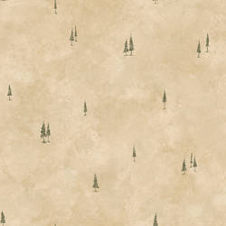 Pinnacle Wheat Tall Tree Toss Wallpaper HTM51085