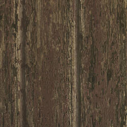 Shandy Red Faux Clapboard Texture Wallpaper HTM66421