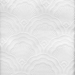 Scalloped Sea Shell Print Paintable 497-67469
