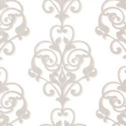 Aeneas Ivory Modern Damask 493-ATB005
