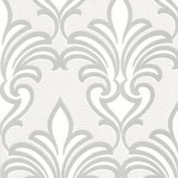Arras Grey New Damask 493-ATB045